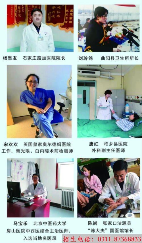 石家庄冀联医学院负责就业吗?