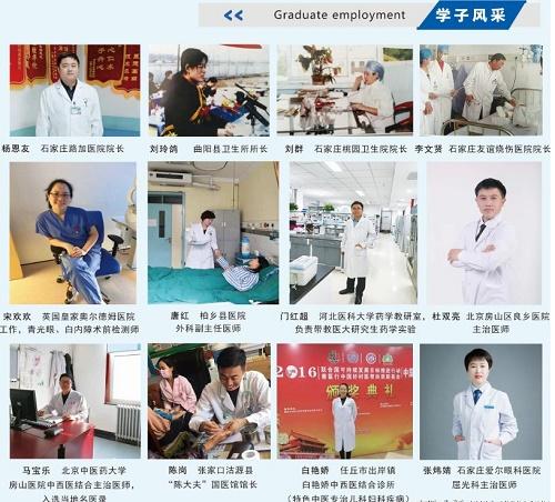 石家庄冀联医学院有临床医学专业吗?