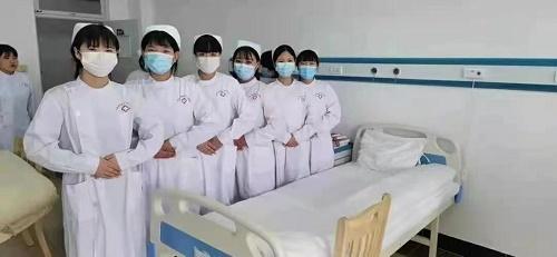 石家庄冀联医学中专学校护理专业实训室