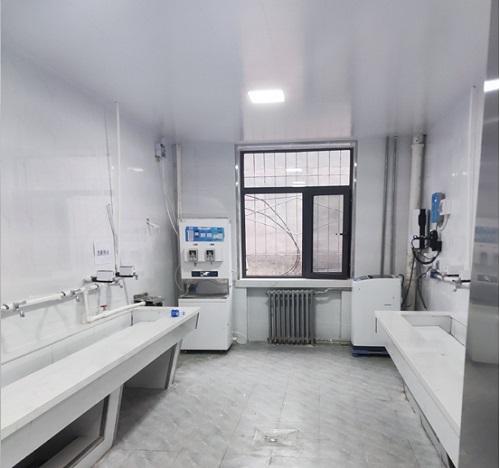 石家庄冀联医学院有洗衣机吗?